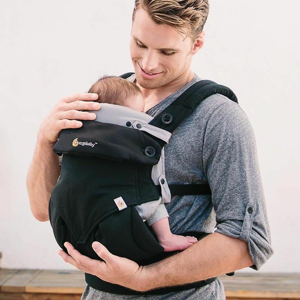 Anwendertipps Für Den Neugeborenen Einsatz Ergobaby