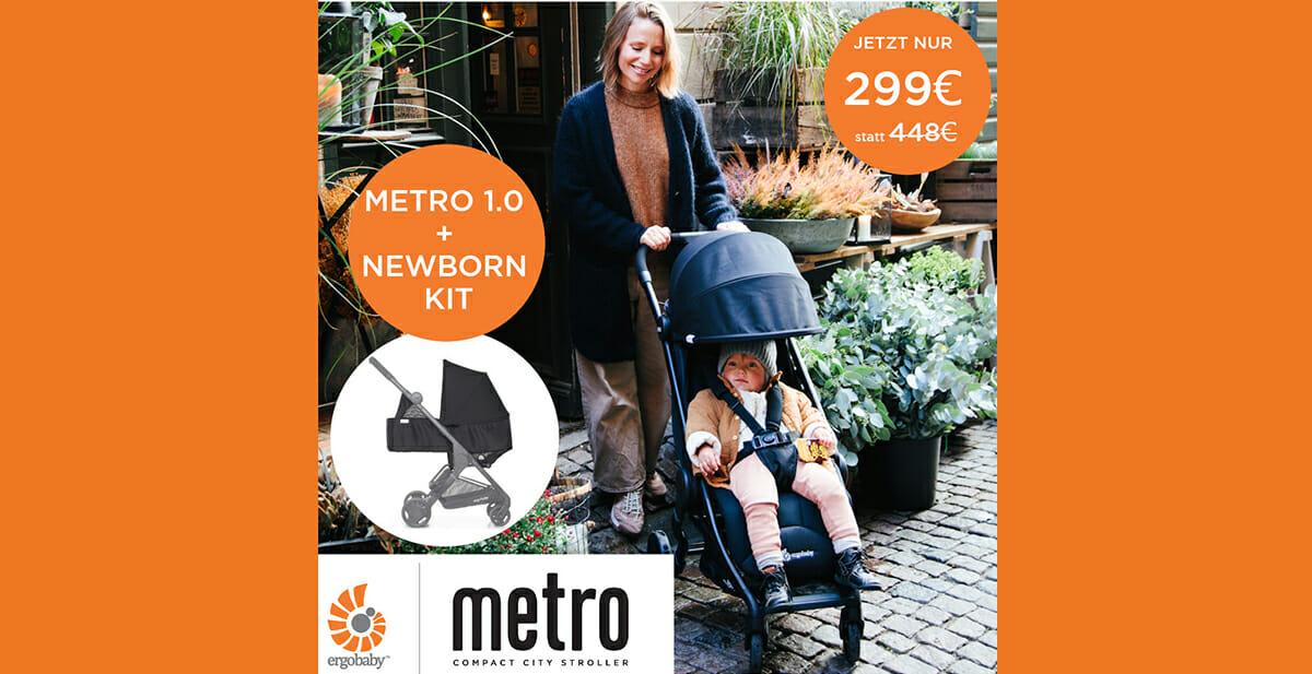 Metro Neugeborenenset