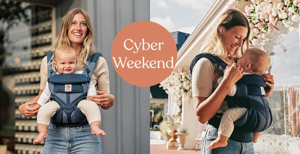 Black Friday Teaser Cyber Weekend Ergobaby Omni 360