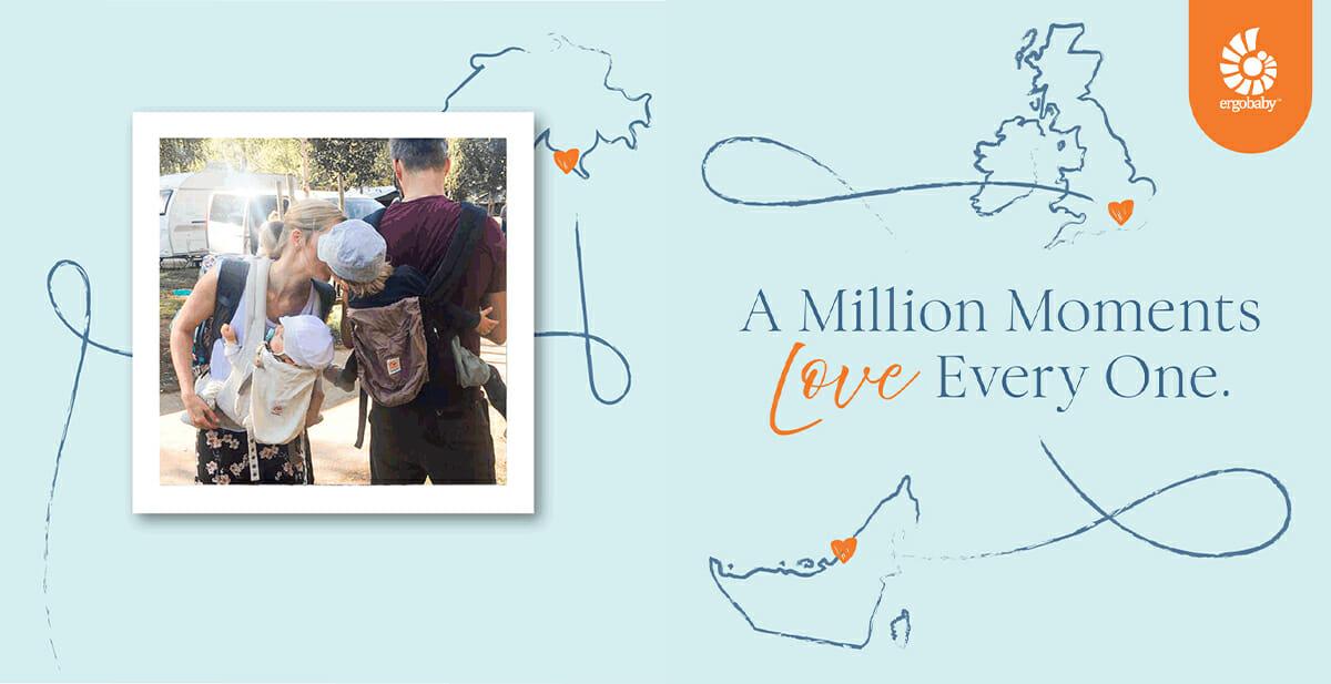 Ergobaby A Million Moments Internationaler Weltfrauentag Familie